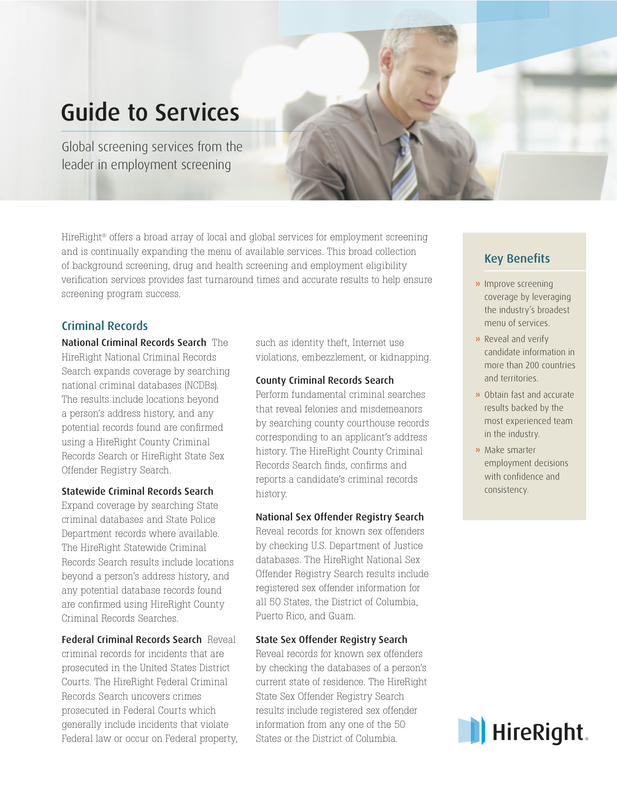 Guide to Services - learn more at www.omarbarraza.com