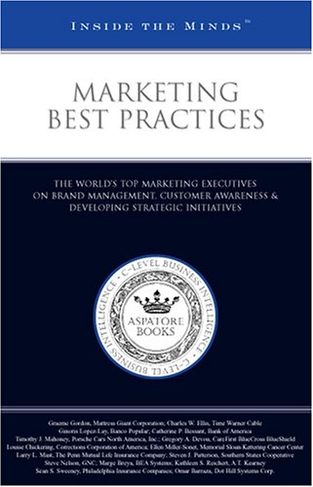 Marketing Best Practices (paperback) by Omar Barraza and others - learn more at www.omarbarraza.com